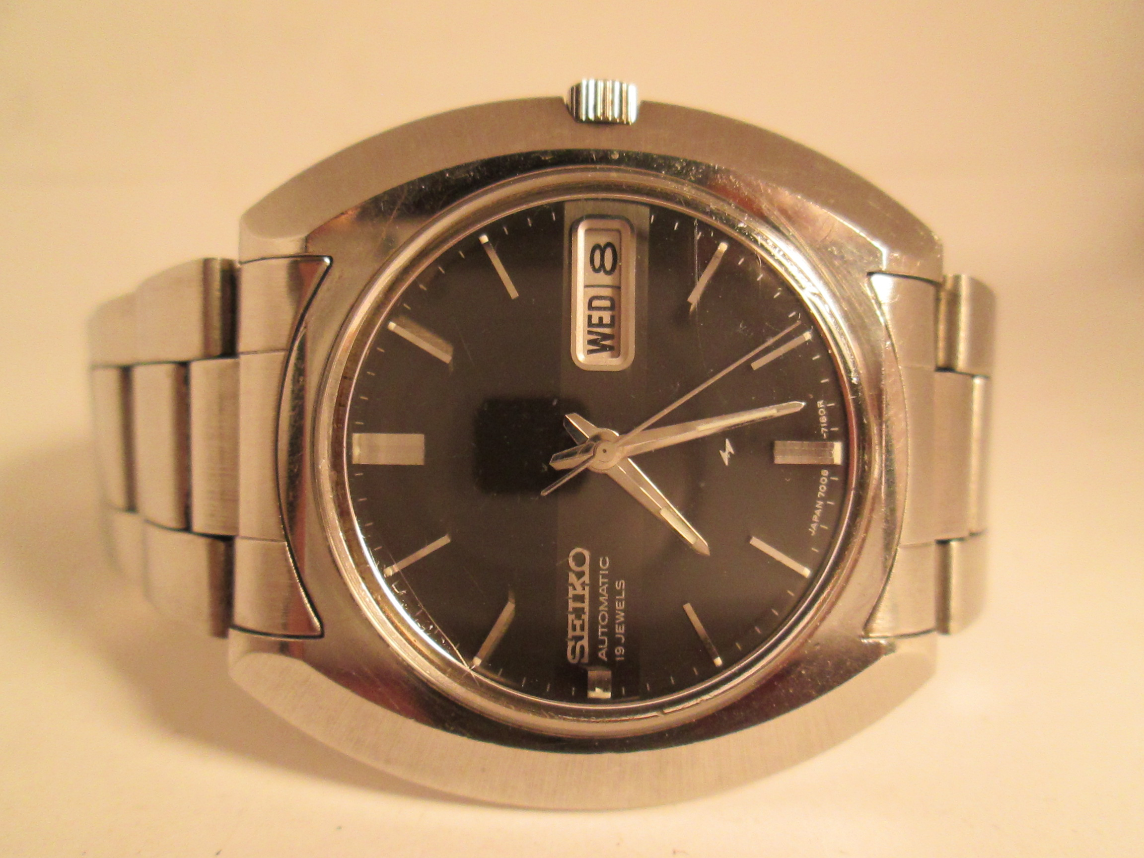 how to remove links on citizen watch