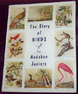 The Story of Birds for Audubon Juniors, Miller, Shirley
