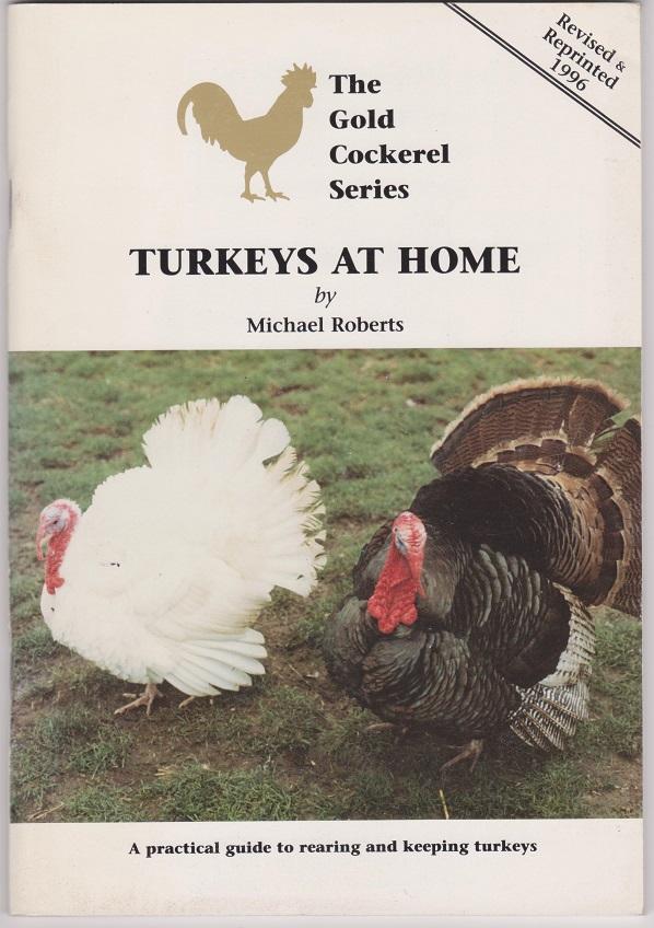 Turkeys At Home, Roberts, Michael