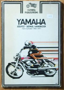 YAMAHA Service - Repair Handbook: Twin Cylinder 1965-1971, 90cc - 350cc, Clymer Publications