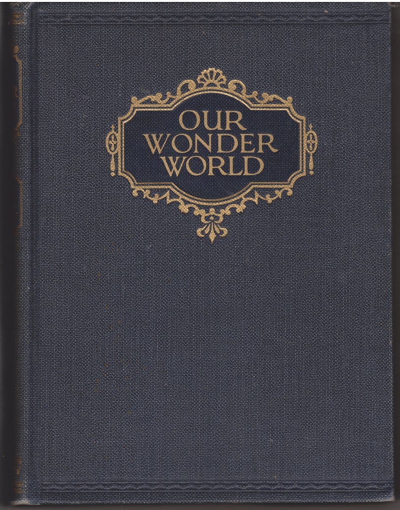 Our Wonder World Vol. Seven; Amateur Handicraft, Bailey, Harry Turner, Editor