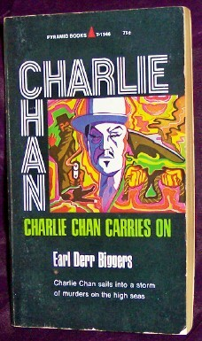 Charlie Chan Carries On, Biggers, Earl Derr