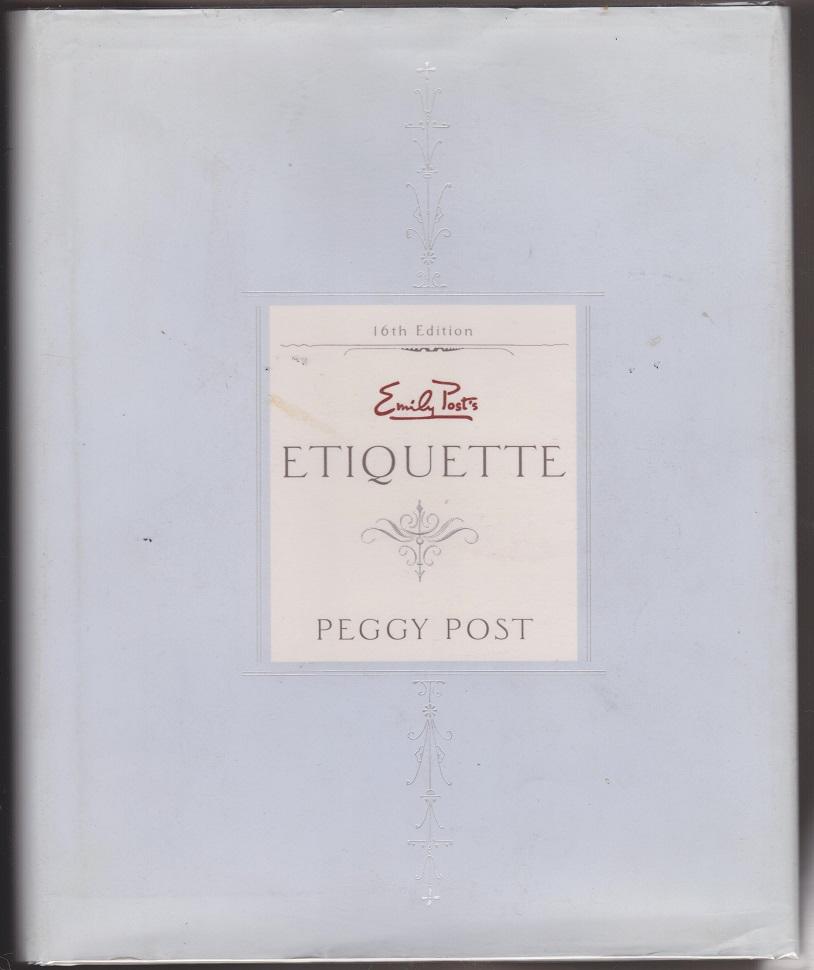 Image for Etiquette