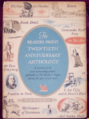 The Reader's Digest Twentieth Anniversary Anthology, Reader's Digest