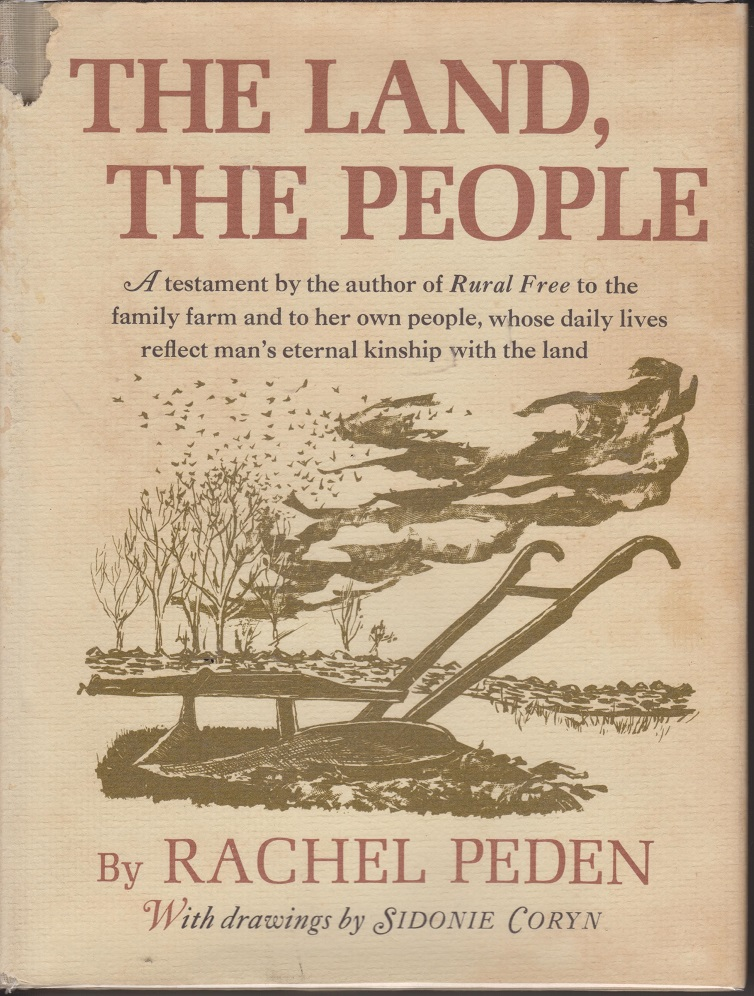 The Land, The People, Peden, Rchel