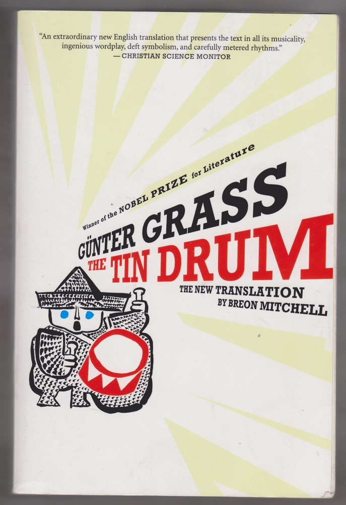 The Tin Drum, Grass, Gunter; Mitchell, Breon, translator