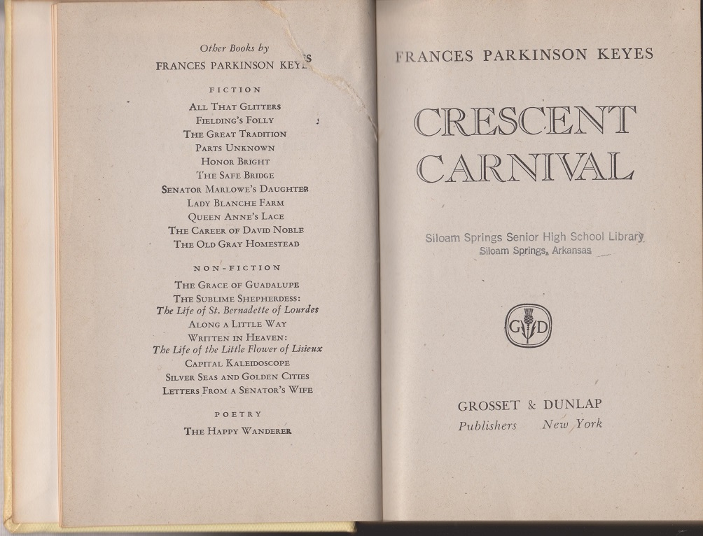 Image for Crescent Carnival