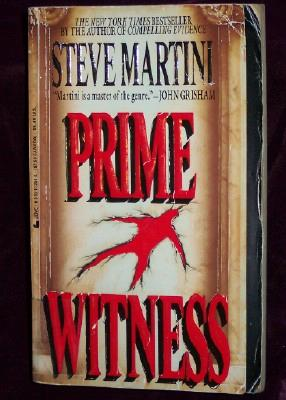 Prime Witness, Martini, Steve