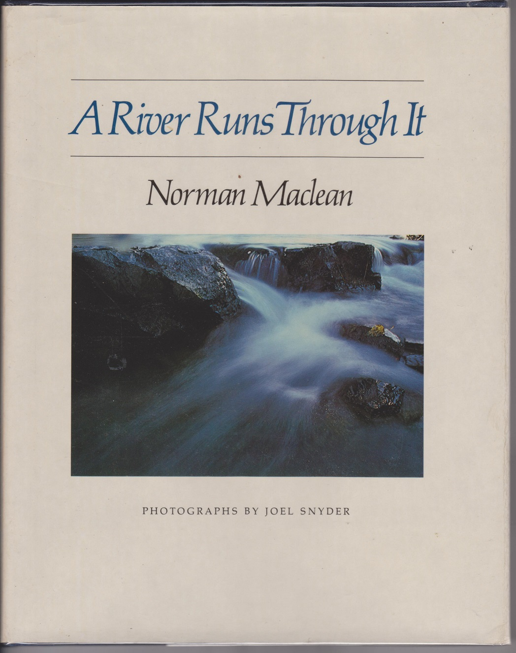 A River Runs Through It, Maclean, Norman