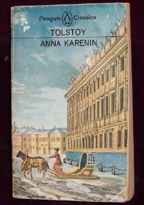 Anna Karenin, Tolstoy, Leo
