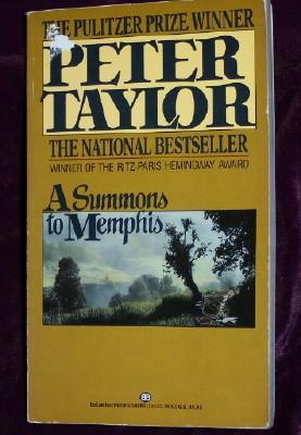 A Summons to Memphis, Taylor, Peter Hillsman