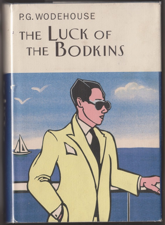 The Luck of the Bodkins, Wodehouse, P.G.