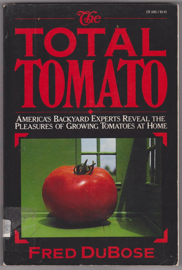 The Total Tomato, DuBoise, Fred
