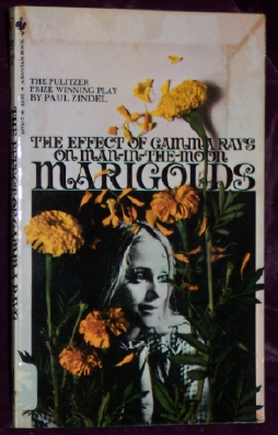 The Effect of Gamma Rays on Man In The Moon Marigolds, Zindel, Paul
