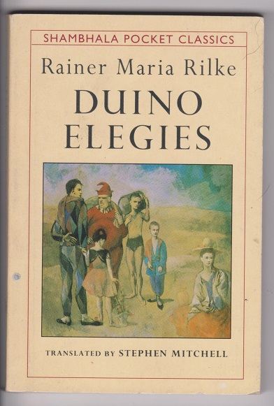 Duino Elegies, Rilke, Rainer Maria; translated by Mitchell, Stephen