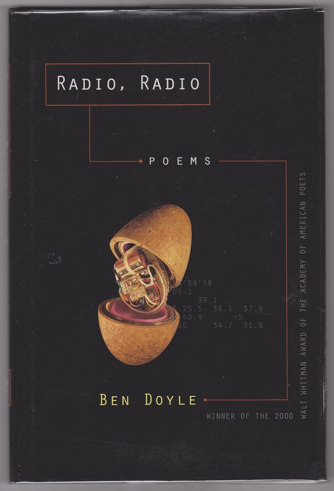 Radio, Radio Poems, Doyle, Ben