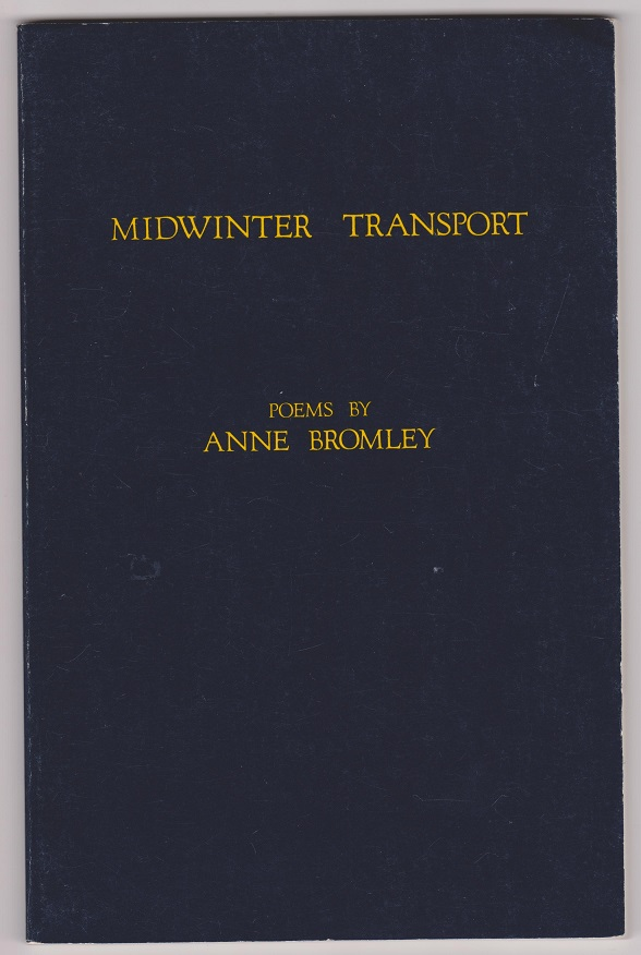 Midwinter Transport, Bromley, Anne