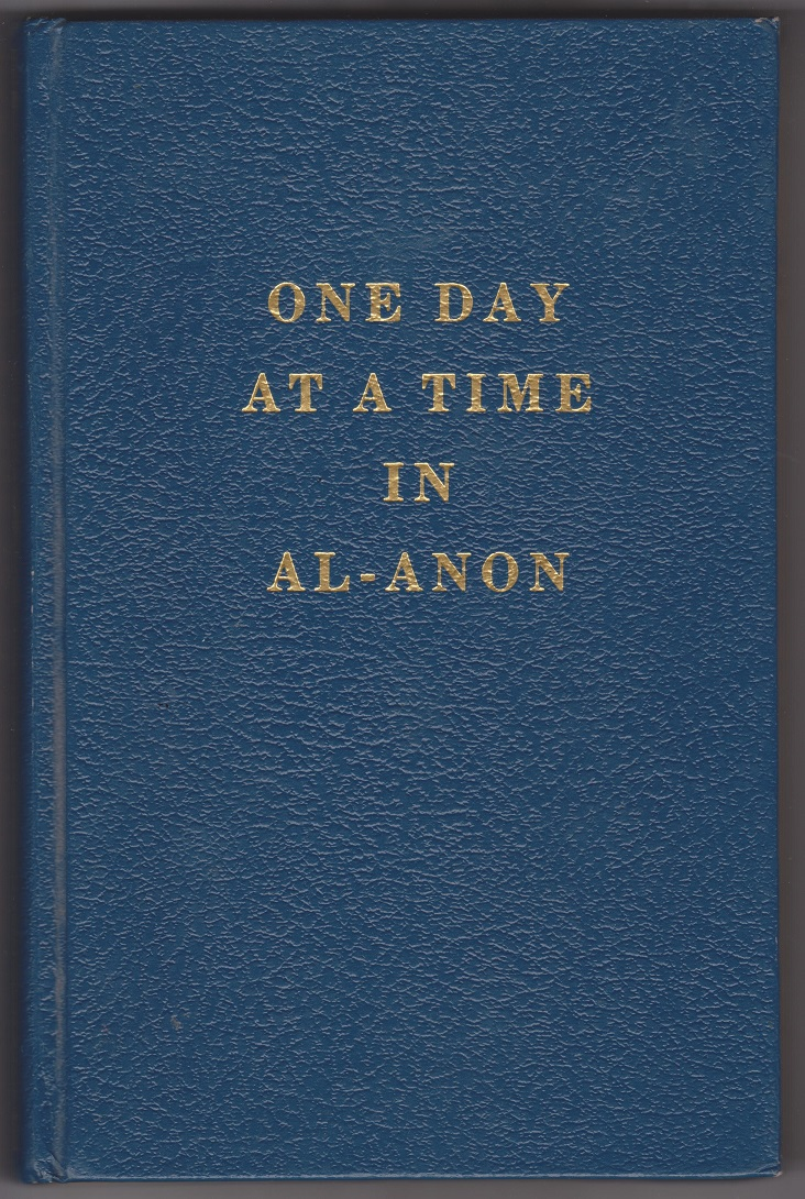 One Day At A Time In Al-Anon, Al-Anon