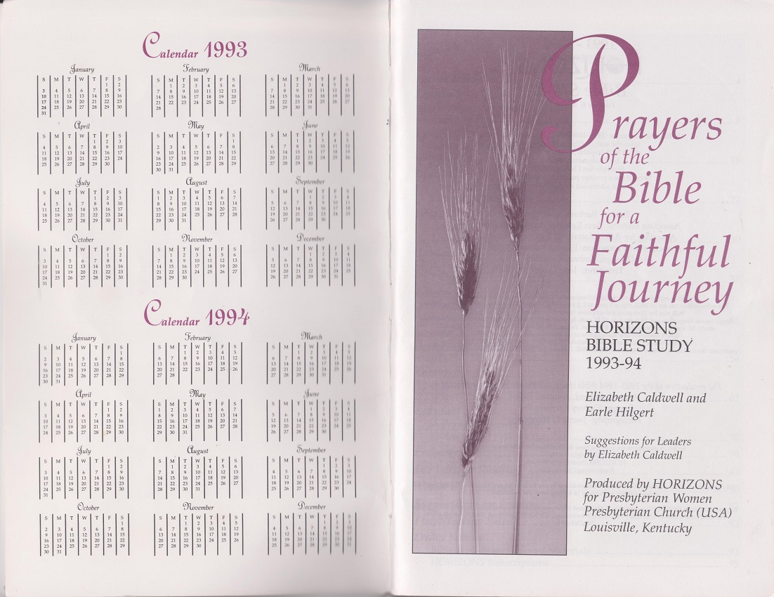 Image for Prayers of the Bible for a Faithful Journey