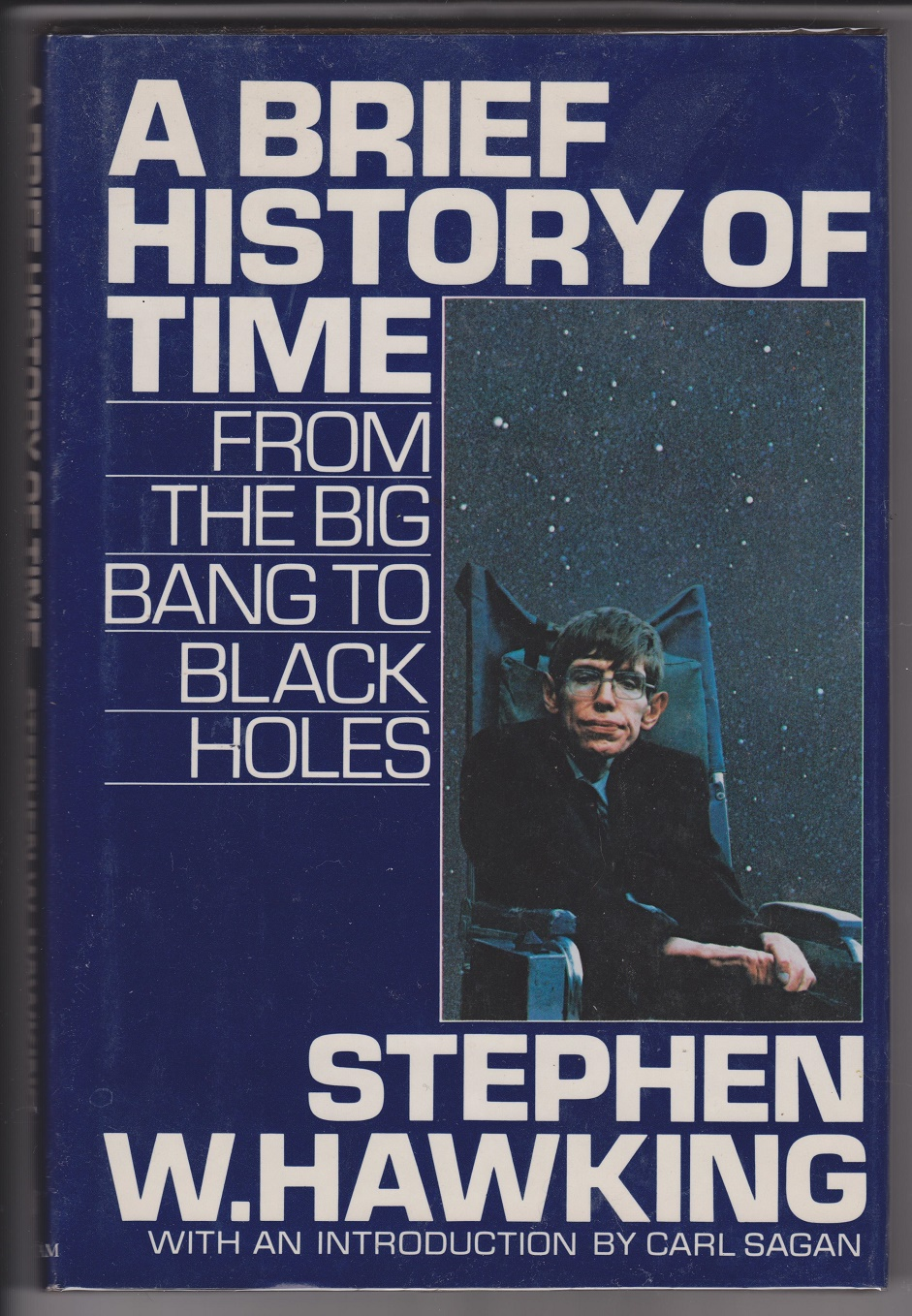 A Brief History Of Time, Hawking, Stephen W.