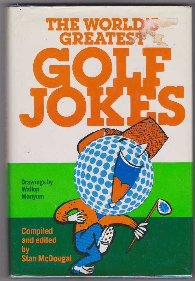 The World's Greatest GOLF JOKES, McDougal, Stan, editor