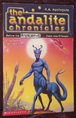 Animorphs: Megamorphs #1: The Andalite's Gift, PART 1, Applegate, K.A.