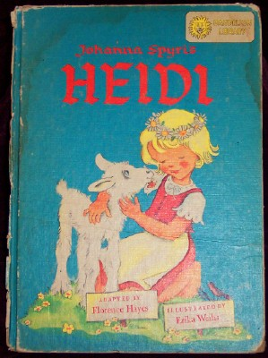 Heidi / The Story of Babar