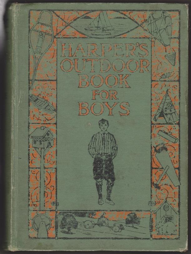 Harper's Outdoor Book For Boys, Adams, Joseph H.
