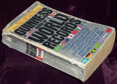 Guinness Book of World Records, 1990, McWhirter, Norris