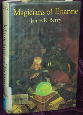 Magicians of Erianne, Berry, James R.