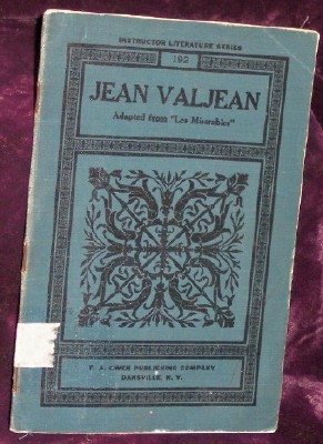 """Image for The Story of Jean Valjean, Adapted from Victor Hugo's """"Les Miserables"""""""