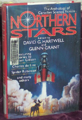 Image for Northern Stars: The Anthology of Canadian Science Fiction