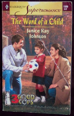 The Word of a Child, Johnson, Janice