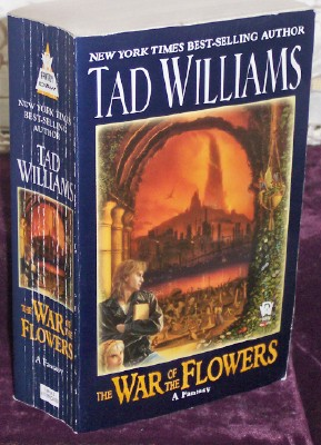 The War of the Flowers, Williams, Tad