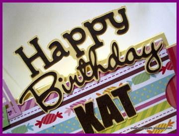happy birthday kat 3 16 2016   Donuts and Happy Birthday   SalemSpectator.com happy birthday kat