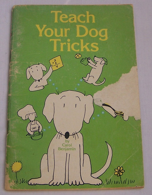 Teach Your Dog Tricks, Benjamin, Carol